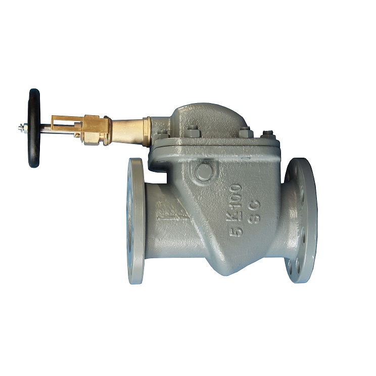Marine flange straight through wave valve CB/T4023-2005