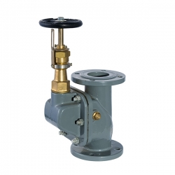 Marine closed vertical wave valve CB/T3477-1992