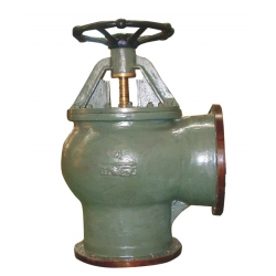Marine cast steel suction sea valve (four carry) GB/T11691-1989