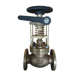 Marine daily standard bronze manual quick closing valve JIS F7399