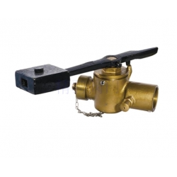 Marine Sounding self closing valve CB/T3778-92