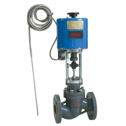 Marine electronic electric temperature control valve -