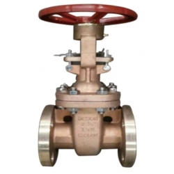 American bronze gate valves