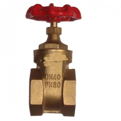 Marine copper wire sluice gate valve -