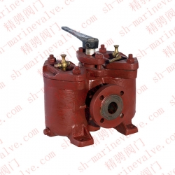 Marine low pressure crude oil filter CB/T425-2013