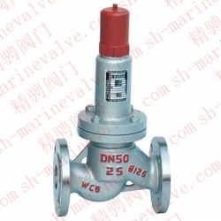 Marine parallel safety return valve