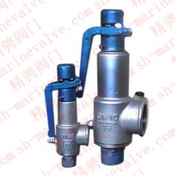 Marine external thread safety valve