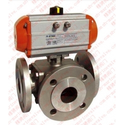 Marine flange three ventilate ball valve CB/T 4383-2016
