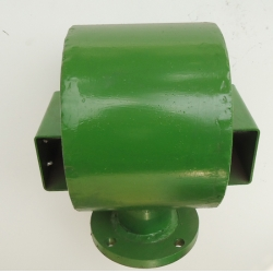 Cylinder type air cap