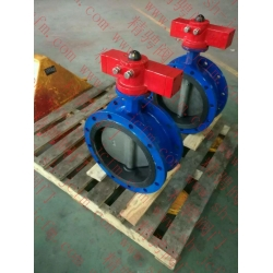 Marine flange hydraulic butterfly valve CB/T 4333-2013