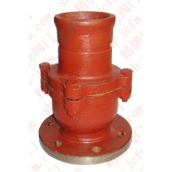 Marine cast iron suction check valve CB/T3478-1992