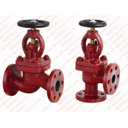 Marine 10K cast iron flange shut-off valve CBM1081-81