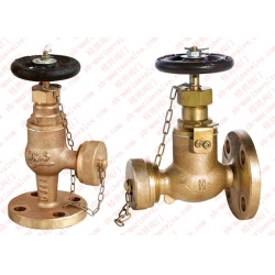 CBM1109-82 marine bronze hose connection valve