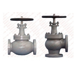 Class J flanged forged steel 3.0MPA globe valve CB/T4020-2005