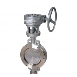 CB/T 3991-2008 stainless steel butterfly valve 1